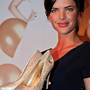 NLD/Amsterdam/20110214 - Onthulling nieuwe pump Chick Shoes ism I Love Fashion News, Sylvia Geersen