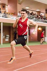 Bowdoin Indoor 4-way track meet:
