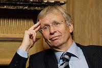 29 NOV 2005, BERLIN/GERMANY:<br /> Gerd Rosenkranz, Leiter Politik, Deutsche Umwelthilfe e.V., 1. Sitzung des Kuratoriums der Politik-Akademie, Capitals Club<br /> IMAGE: 20051129-03-031<br /> KEYWORDS: