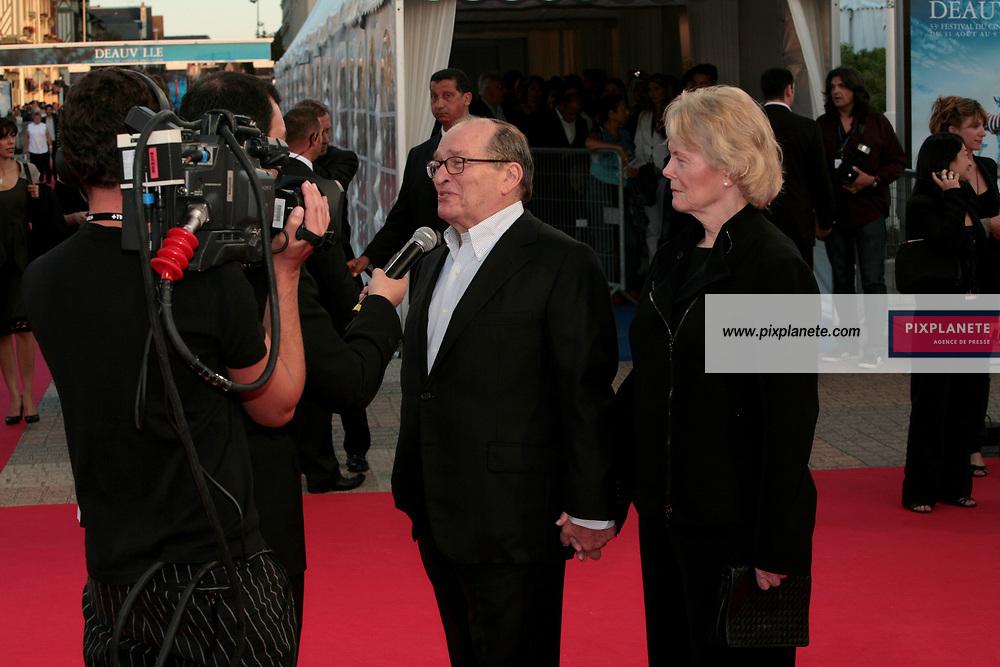 Sidney Lumet - 33 ème Festival du cinéma américain de Deauville 2007 - Soirée d'hommage à Sydney Lumet - 7/9/2007 - JSB / PixPlanete