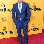 NLD/Scheveningen/20161030 - Premiere musical The Lion King, Rob Geus
