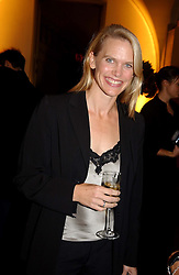 ANNA WALKER<br /><br />at a party to celebrate the 10th anniversary of Jo Malone the perfumer held at The Banquetting House, Whitehall, London on 21st October 2004.<br /><br /><br /><br />NON EXCLUSIVE - WORLD RIGHTS