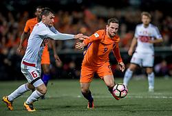 07-10-2016 NED: WK kwalificatie Nederland - Wit-Rusland, Rotterdam<br /> Het Nederlands elftal heeft in De Kuip een 4-1 overwinning op Wit-Rusland geboekt / Vincent Janssen