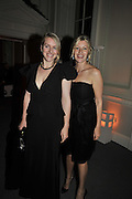 LAURA PARKER BOWLES; SARA PARKER BOWLES, Nicky Haslam party for Janet de Botton and to celebrate 25 years of his Design Company.  Parkstead House. Roehampton. London. 16 October 2008.  *** Local Caption *** -DO NOT ARCHIVE-© Copyright Photograph by Dafydd Jones. 248 Clapham Rd. London SW9 0PZ. Tel 0207 820 0771. www.dafjones.com.