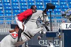 Fuchs Martin, SUI, Clooney<br /> World Equestrian Games - Tryon 2018<br /> © Hippo Foto - Dirk Caremans<br /> 19/09/2018