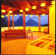 Anse Chastanet Resort in St. Lucia
