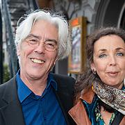 NLD/Amsterdam/20190520 - inloop Best of Broadway, Eric Brey en partner Frederique Sluyterman van Loo