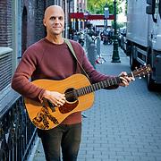 NLD/Den Bosch/20190515 - Nederland staat op tegen Kanker 2019, Milow, echte naam Jonathan Ivo Gilles Vandenbroeck