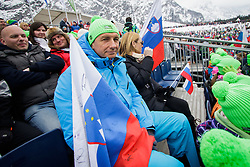 Borut Pahor during the Ski Flying Hill Individual Competition at Day 1 of FIS Ski Jumping World Cup Final 2016, on March 17, 2016 in Planica, Slovenia. Photo by Ziga Zupan / Sportida