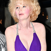 Lauren Harries attend TMA Talent Management Group host launch party for their new dating app, The List at 100 Wardour Street  on 3rd April 2019, London, UK.