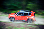 | Jeep Renegade international fleet preview |<br /> client: Jeep