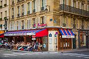 Café in Paris, France