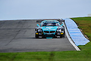 2012 FIA GT1 World Championship.Donington Park, Leicestershire, UK.27th - 30th September 2012.Michael Bartels / Yelmer Buurman, BMW E89 Z4..World Copyright: Jamey Price/LAT Photographic.ref: Digital Image Donington_FIAGT1-17634