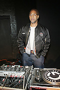 l to r:  Kool DJ Herc at ' Bring out the Sound System: The West Indian Roots of HipHop held at The Point on February 28, 2009 in the Bronx, NY..It is a known fact that the trinity of Hip Hop DJ pioneers have roots in the West Indies including DJ Kool Herc, Afrika Bambaataa, and Grandmaster Flash. Other early artists who made significant contributions to the music include Kool DJ Red Alert, KRS-One, Doug E. Fresh, among others.   ..Post World War II Bronx had a growing community of West Indian immigrants, particularly after the U.S. Immigration Act of 1965.  Recreation rooms at 1520 Sedgwick where Kool Herc deejayed and Bronx River Houses where Afrika Bambaataa held court as well as many local parks and early venues like the Black Door, where Grandmaster Flash rocked, mark the cradle of Hip Hop.