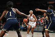 2018 Miami Hurricanes Women's Basketball vs Florida International