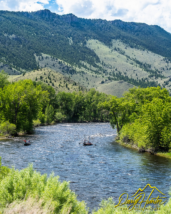 Big Hole River Canyon Fly-fishers.  Fly-fishing the Montana's Big Hole River, big water, big fun.