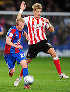 Crystal Palace v Southampton 251011