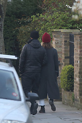 EXCLUSIVE: Are Lily James and Matt Smith social distancing? Four months after their relationship hit the buffers the stars take a stroll but keep two metres apart Matt Smith and Lily James are seen together for the first time in 2020. 29 Mar 2020 Pictured: Matt Smith Lily James. Photo credit: MEGA TheMegaAgency.com +1 888 505 6342