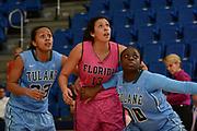 2014 FAU Women's Basketball vs Tulane