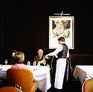 Spruce Restaurant, a bistro in Presidio Heights, purveyor of Classic California cuisine.