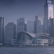 Hong kong convention centre, Hong Kong, China (January 2006)
