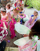 Fairy Night in the Garden at Cackleberries Garden Center in Meredith August 24, 2011.