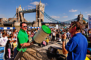 Thames Festival 2009, potters field park.