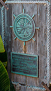 Dory Fleet Historical Society Marker
