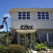 Inside shot at Weta Cave. Wellington, New Zealand, 2011, Photo Tim Clayton.