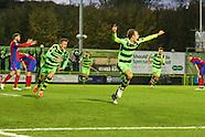 Forest Green Rovers v Aldershot Town 051116