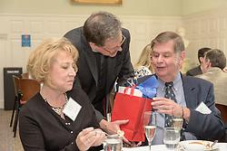 Berkeley Graduate Society Luncheon at the Berkeley Divinity School at Yale University. 20 October 2015
