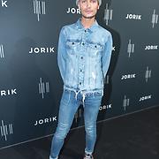 NLD/Amsterdam/20190228  - Lil Kleines kledinglijnlancering Jorik SS19, Koen Kardashian