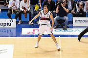Stefano Mancinelli<br /> Kontatto Fortitudo Bologna - Virtus Segafredo Bologna<br /> Lega Nazionale Pallacanestro 2016/2017<br /> Bologna, 14/04/2017<br /> Foto Ciamillo-Castoria / M. Brondi
