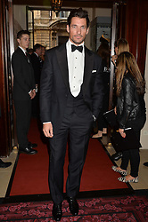 DAVID GANDY at the GQ Men Of The Year 2014 Awards in association with Hugo Boss held at The Royal Opera House, London on 2nd September 2014.
