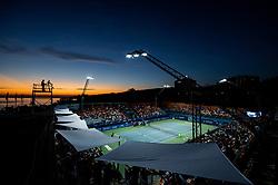 SRC Lucija during Final match at Day 10 of ATP Challenger Zavarovalnica Sava Slovenia Open 2019, on August 18, 2019 in Sports centre, Portoroz/Portorose, Slovenia. Photo by Vid Ponikvar / Sportida