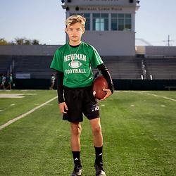 Newman Flag Football Portraits