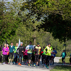 20170401: SLO, Marathon - Priprave za Ljubljanski maraton 2017