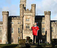 Ryan Giggs poses for a photograph outside Hensol Castle after the Press conference announcing Ryan Giggs as the new manager of the Wales football team at Hensol Castle in Hensol, near Cardiff , South Wales on Monday 15th January 2018 .  pic by Andrew Orchard/Andrew Orchard sports photography