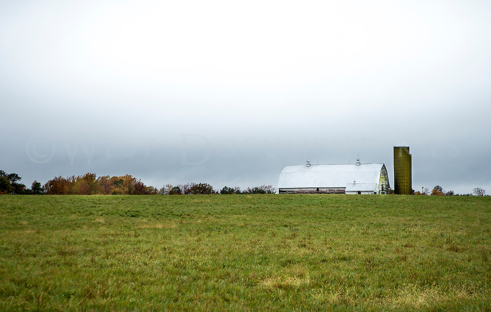 Farm near Ashland, Va., and Ladysmith, Oct. 28, 2015.
