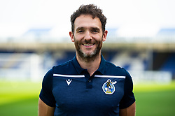 Staff headshots - Mandatory by-line: Dougie Allward/JMP - 19/09/2020 - FOOTBALL - Memorial Stadium - Bristol, England - Bristol Rovers v Ipswich Town - Sky Bet League One