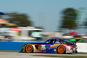 March 16-18, 2017: Mobil 1 12 Hours of Sebring. SunEnergy1 Racing, Mercedes AMG GT3, Kenny Habul, Tristan Vautier, Boris Said