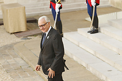September 15, 2017 - Paris, France, France - Alain Ducasse (Credit Image: © Panoramic via ZUMA Press)