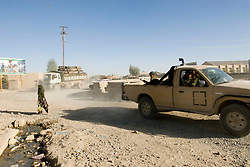 Helmand Province, Daily life in Lashkargah City.