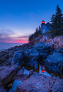 Bass Harbor Light House, Tremont, Maine, August 2019<br /> ©2019 Mark DiOrio, ALL RIGHTS RESERVED