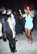 """Audience dancing at """" Lincoln After Dark """" sponsored by Lincoln Motors and hosted by Idris Elba and Steve Harvey and music by Biz Markie during the 2009 Essence Music Festival and held at The Contemporary Arts Center in New Orleans on July 4, 2009"""