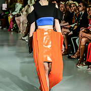 A-Jane is a Chinese Malaysian showcases its latest LFW SS 20 Collection at Fashion Scout SS20 on 15 September 2019, London, UK