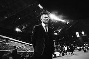 Aurelio Andreazzoli durante Roma vs Juventus. Stadio Olimpico. 16 febbraio 2013. Christian Mantuano / Oneshot