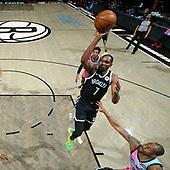 January 23, 2021 (NY): NBA Miami Heat v Brooklyn Nets Game