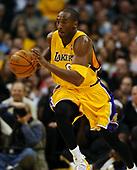 NBA-Dallas Mavericks at Los Angeles Lakers-Dec 20, 2005