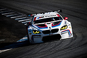September 21-24, 2017: IMSA Weathertech at Laguna Seca. 19 BMW Team RLL, BMW M6, Bill Auberlen, Alexander Sims